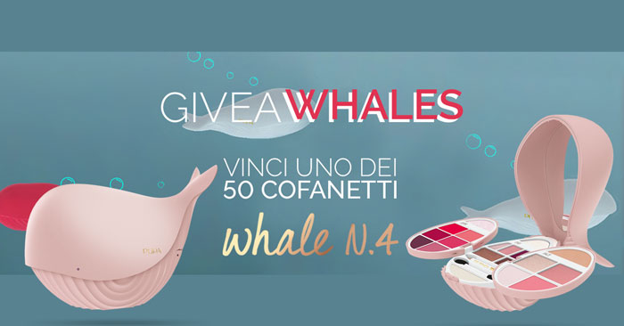 Concorso PUPA GIVEAWHALES