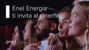 Al cinema con enelpremia WOW
