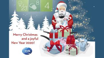 Calendario dell'Avvento AMC Italia