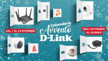 Calendario Avvento D-Link
