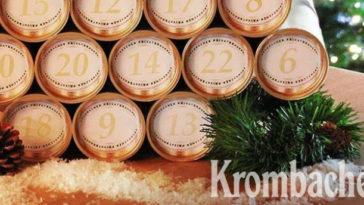 Calendario Avvento Krombacher