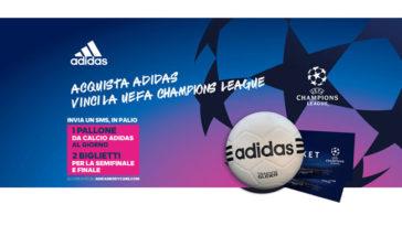 Concorso Adidas bodycare: vinci il calcio!