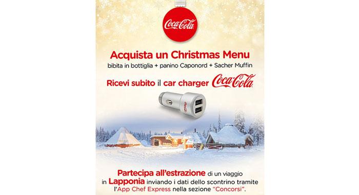 Concorso Chef Express e Coca-Cola