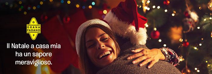 """Grana Padano """"Natale a casa mia"""""""