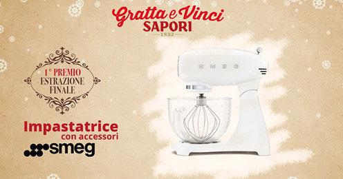 Gratta & Vinci il Natale Sapori 1832