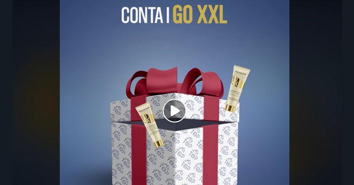Jean Louis David: vinci un prodotto Go XXL