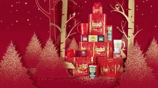 KUSMI TEA Natale 2019