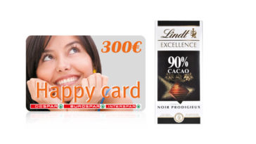 LINDT Excellence: vinci la tua spesa