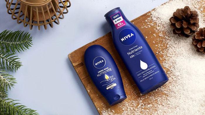 NIVEA: diventa tester crema corpo e crema mani idratante