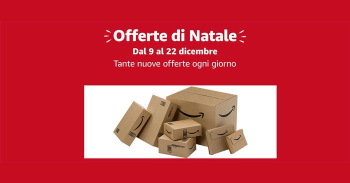 Offerte di Natale Amazon