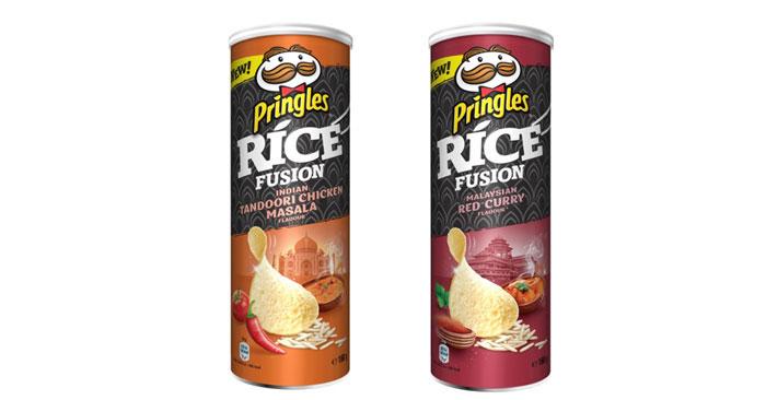Pringles: condividi il gusto dell'Asia