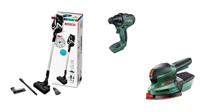 Promozione Bosch Unlimited