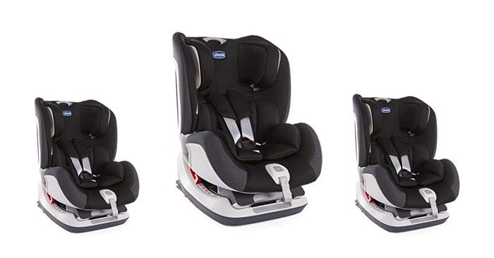 Seggiolino Auto Seat Up 012: diventa tester