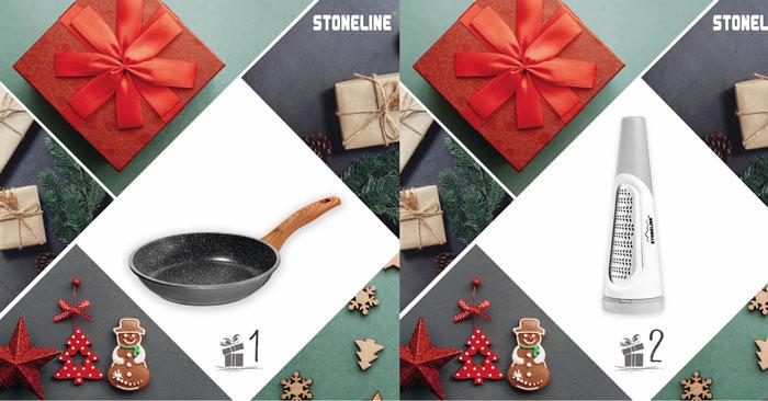 """Stoneline """"Calendario dell'Avvento 2019"""