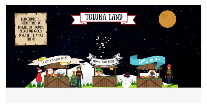 Toluna Land: gioca e vinci punti!
