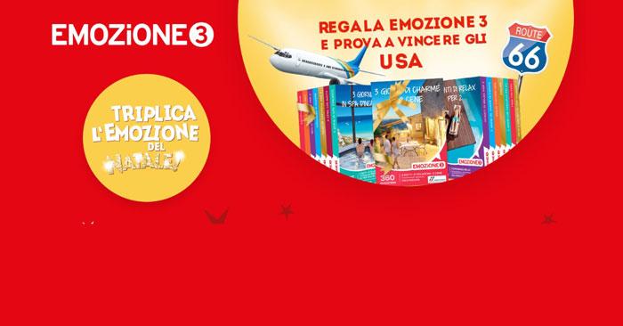 "Vinci gratis 30 cofanetti ""Emozioni senza limiti"""