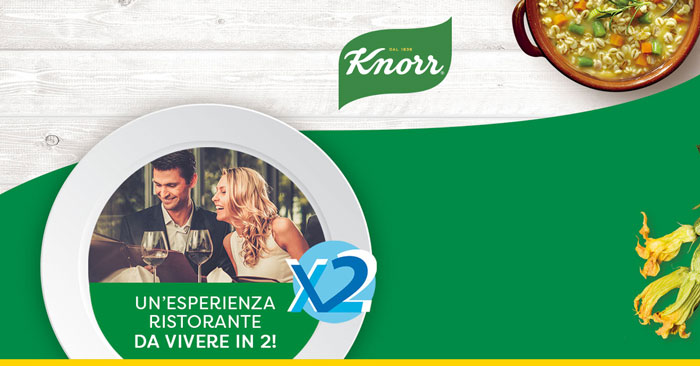 Buon cibo Knorr
