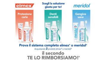 Cashback Elmex® e meridol®: