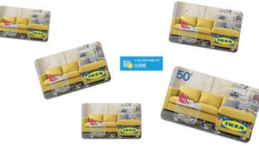 Cashback IKEA Wallet