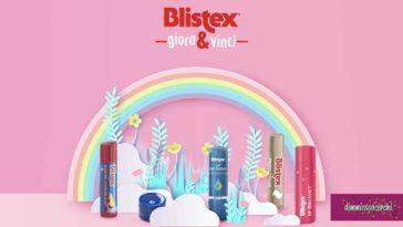 """Concorso """"Blistex gioca e vinci 2021"""