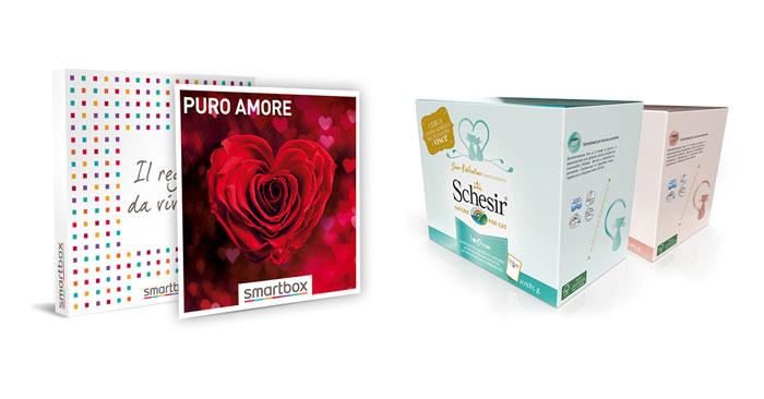 Concorso Schesir San Valentino: vinci Smartbox