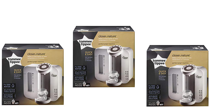 Diventa tester Perfect Prep Tommee Tippee