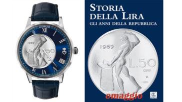 Heritage Vulcano BLUE&SILVER