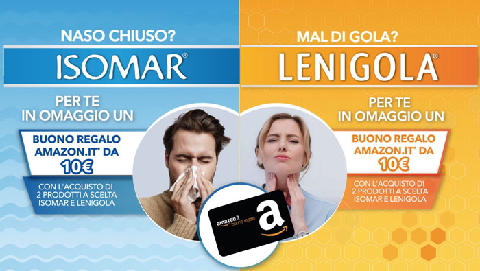 Isomar e Lenigola: buono Amazon