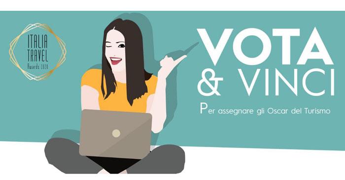 Italia Travel Awards: vota e vinci biglietti aerei