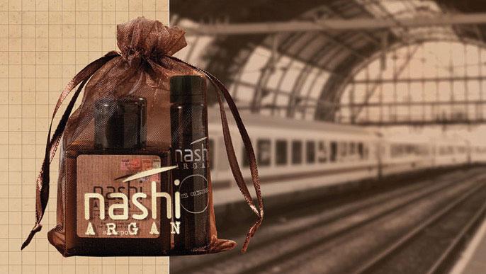 Nashi Argan Roma Termini: omaggio per te!