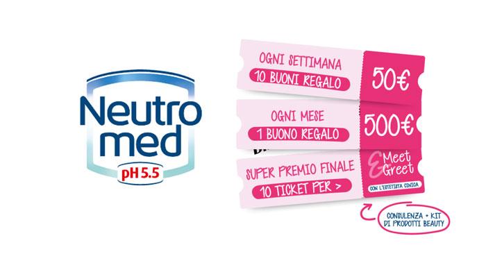 """Neutromed """"La tua bellezza più intima"""""""