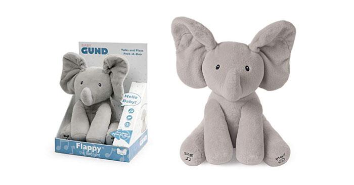 Pampers: vinci 10 elefantini interattivi al giorno