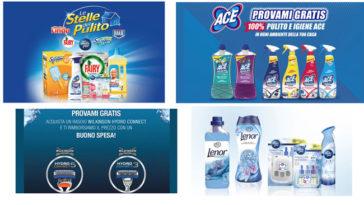 """Promozioni """"Provami gratis"""" attive in tutti i supermercati (lista)"""