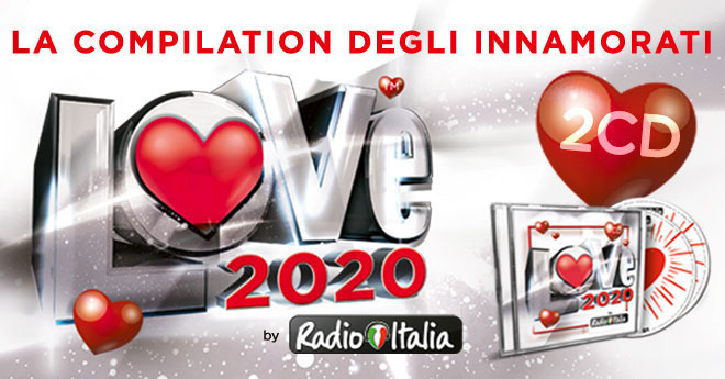 "Radio Italia ti regala ""LOVE 2020"""