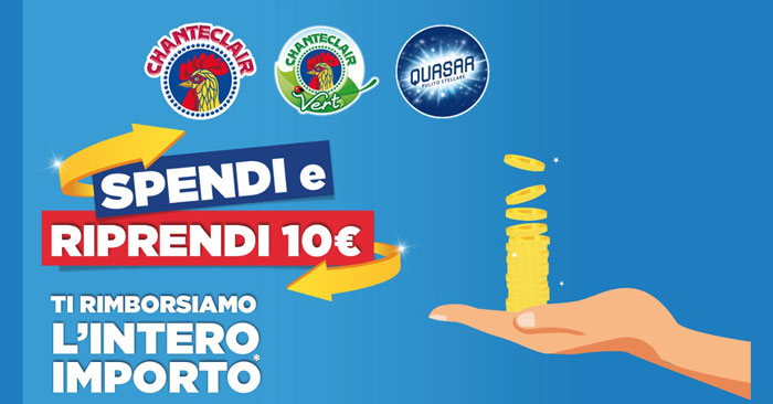 Spendi&Riprendi 10€