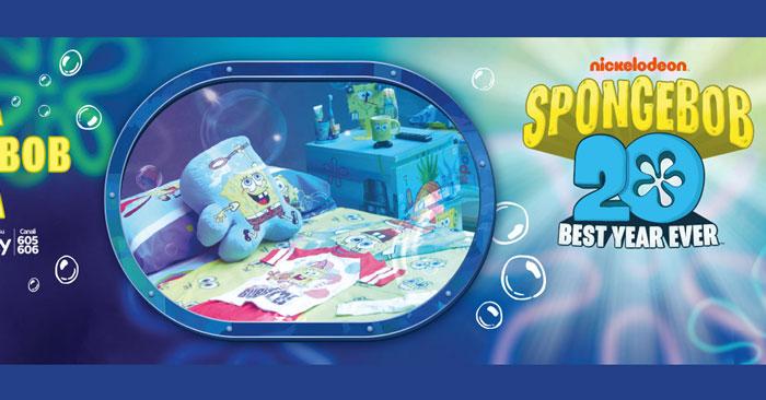 Una notte all'acquario di Genova con Spongebob