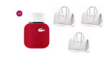 Douglas: borsa Lacoste omaggio con un profumo!