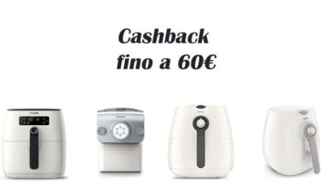 Cashback Philips cucina