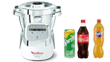 Coca-Cola: vinci Moulinex Companion