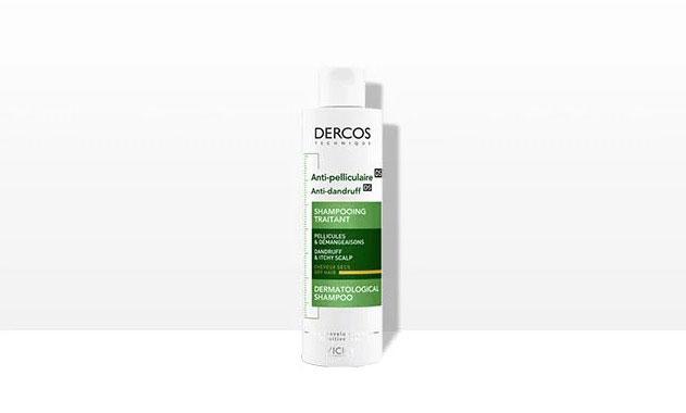 Dercos tecnique shampoo antiforfora