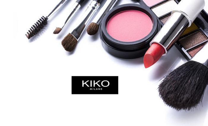 Kiko: sconti e spedizione gratis!
