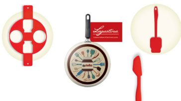 Nutella: vinci kit Pancake