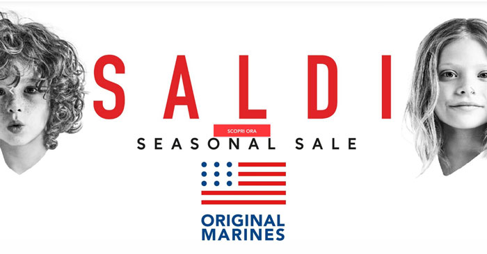 Original Marines shop online