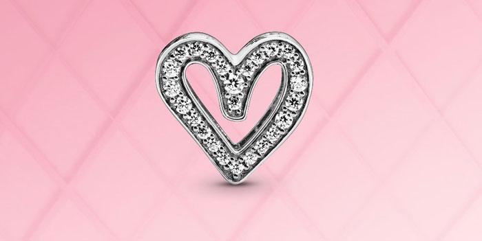 Pandora San Valentino: vinci charme Pandora