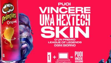 Pringles: vinci skin Hextech