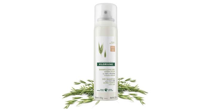Shampoo secco Klorane al Latte di Avena: diventa tester