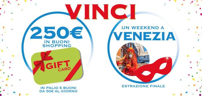 Vinci a Carnevale con Elah, Dufour e NOVIBLOC