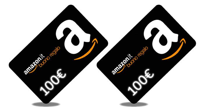 Vinci buoni regalo Amazon con Fastweb