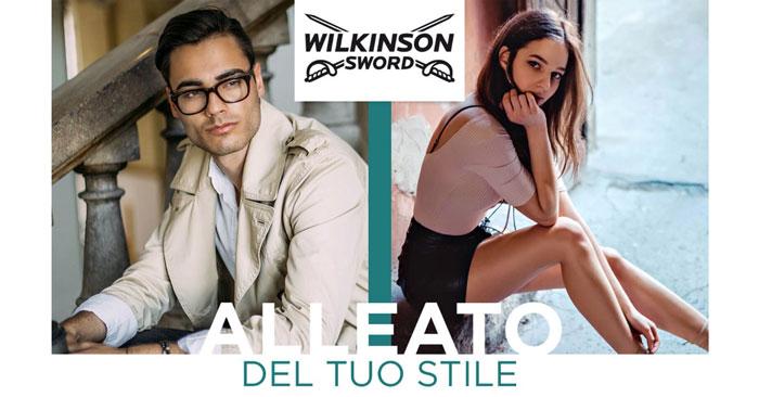 """Wilkinson """"Alleato del tuo stile"""""""