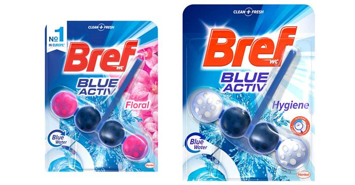 Bref Blue Activ+: diventa tester